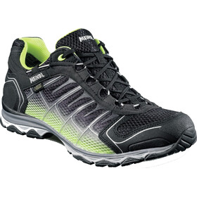 Meindl M's X-SO 30 GTX Shoes Yellow/Black